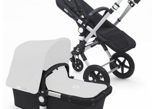 Bugaboo 2017 Bugaboo Cameleon3 Stroller Base In Black With Aluminum Frame