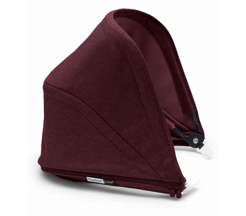 Bugaboo Bee5 Extendable Sun Canopy Red Melange