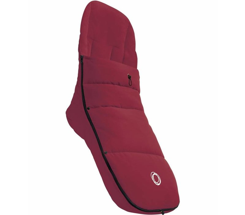 Bugaboo Universal Footmuff Ruby Red