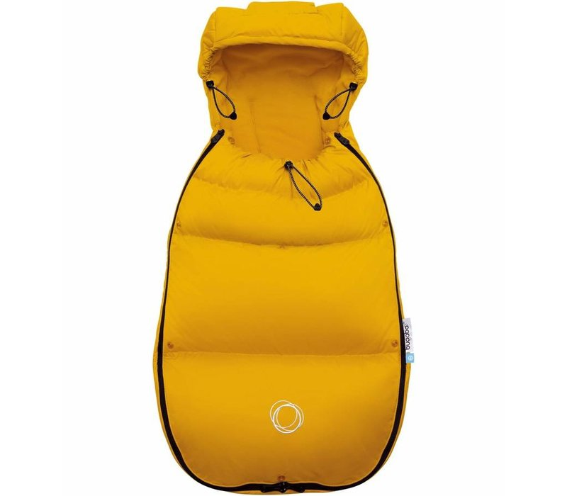Bugaboo Universal High Performance Footmuff Sunrise yellow