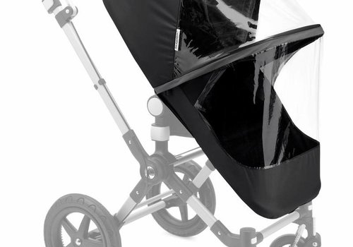 Bugaboo Bugaboo Cameleon High Performance Rain Cover In Black