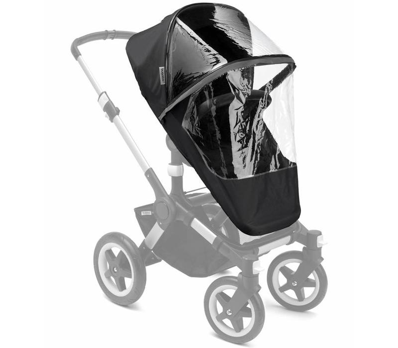Bugaboo Donkey-Buffalo-Runner High Performance Rain Cover In Black