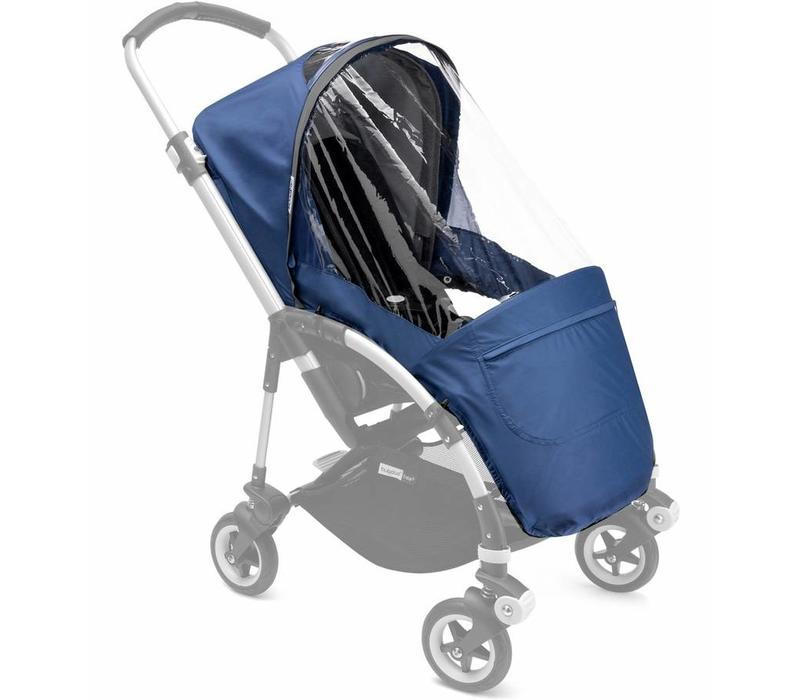 Bugaboo Bee5 High Performance Rain Cover In Sky Blue