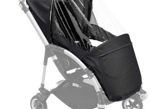 Bugaboo Bugaboo Bee5 High Performance Rain Cover In Black