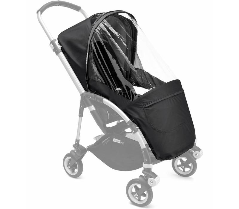 Bugaboo Bee5 High Performance Rain Cover In Black