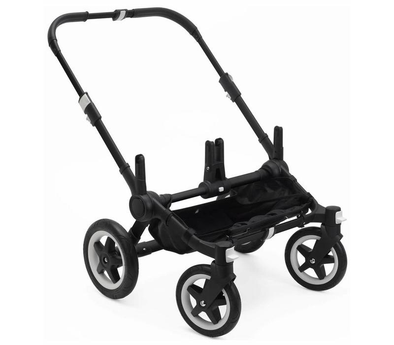 Bugaboo Donkey2 Stroller Base In Black (BOX 1)