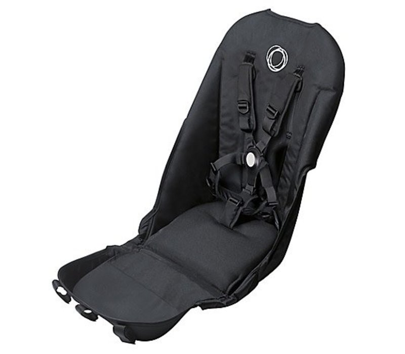 Bugaboo Donkey2 Base Fabrics In Black