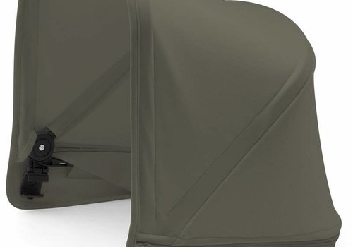 Bugaboo Bugaboo Donkey2 Extendable Sun Canopy In Olive Green