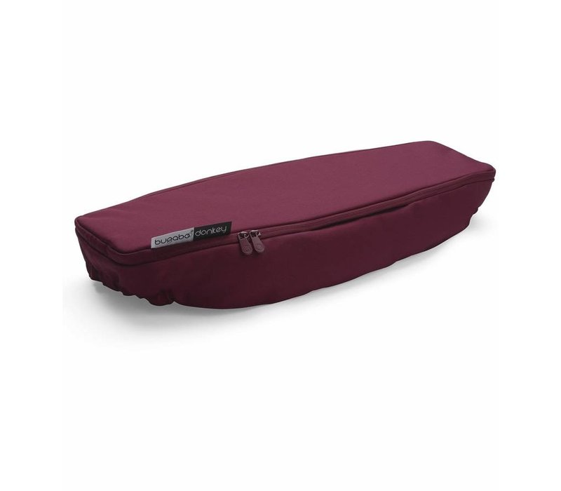 Bugaboo Donkey2 Side Luggage Basket Cover In Ruby Red