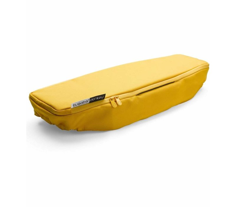 Bugaboo Donkey2 Side Luggage Basket Cover In  Sunrise Yellow