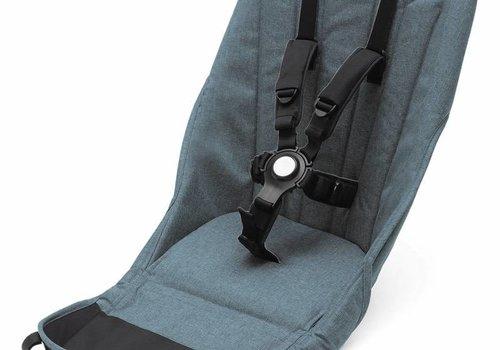 Bugaboo Bugaboo Donkey2 Seat Fabric Blue Melange