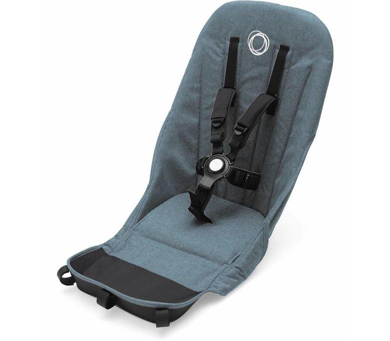 Bugaboo Donkey2 Seat Fabric Blue Melange