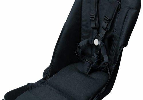Bugaboo Bugaboo Donkey2 Seat Fabric In Black