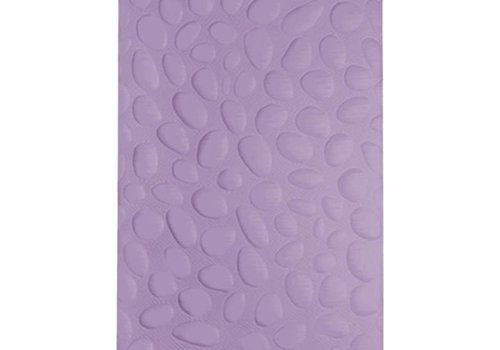 Nook Sleep Nook Sleep Pebble Lite Crib Mattress In Lilac (Non-Toxic Foam)- 2 Stage