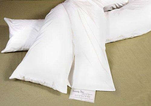 Moonlight Slumber Moonlight Slumber Serenity Star Transitional Pillow - Full Length