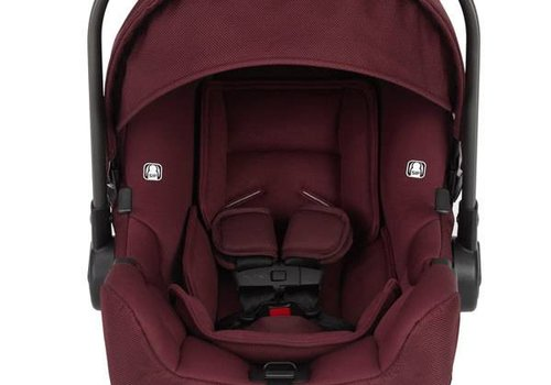 Nuna Nuna Pipa Infant Car Seat In Berry With Base