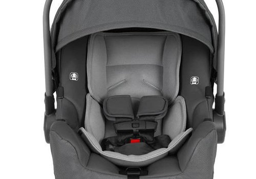 Nuna Nuna Pipa Infant Car Seat In Graphite With Base