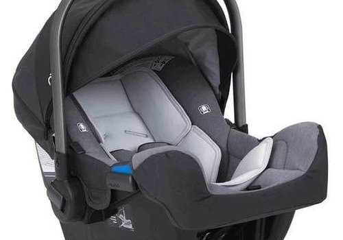 Nuna Nuna Pipa Infant Car Seat In Jett With Base
