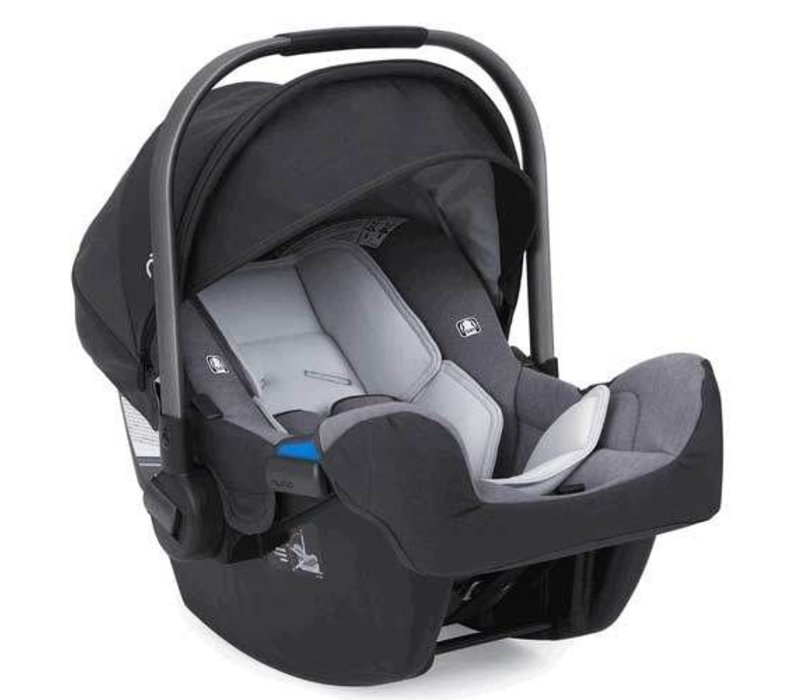 Nuna Pipa Infant Car Seat In Jett With Base