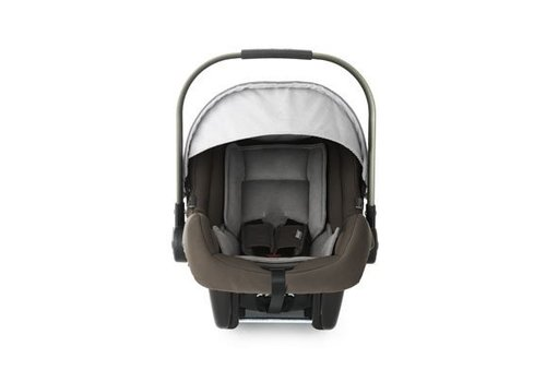 Nuna CLOSEOUT!! Nuna Pipa Infant Car Seat In Sand With Base