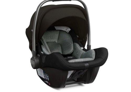 Nuna Nuna Pipa Lite Infant Car Seat In Ebony With Base