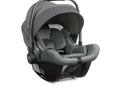 Nuna Nuna Pipa Lite Infant Car Seat In Fog With Base