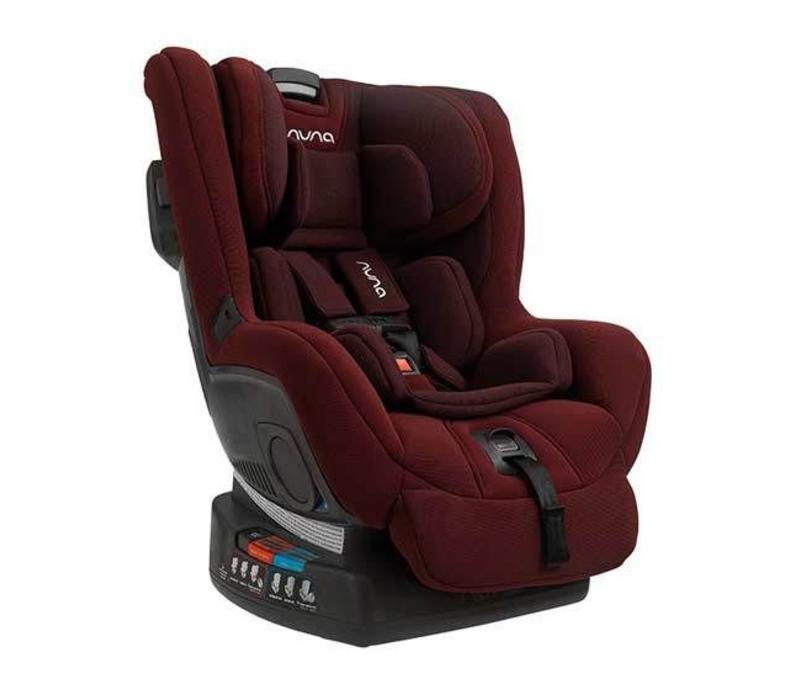 Nuna Rava Convertible Car Seat In Berry