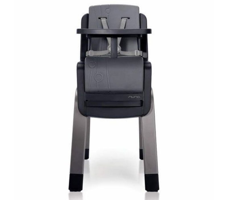 Nuna Zaaz Infant to Adult High Chair In Pewter