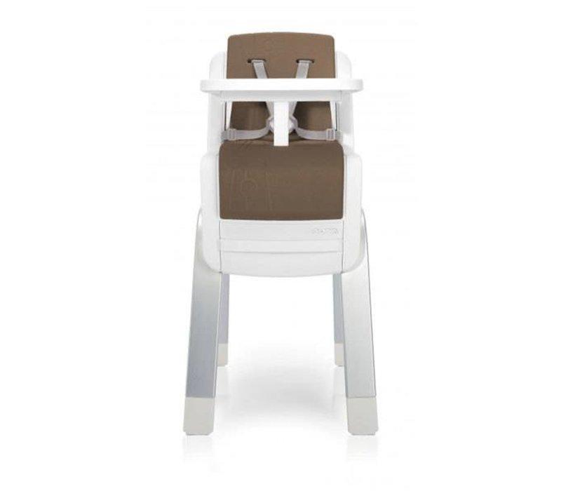 Nuna Zaaz Infant to Adult High Chair In Almond