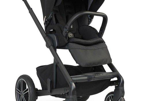 Nuna Nuna Mixx2 Stroller In Caviar + Rain Cover + Adaptors