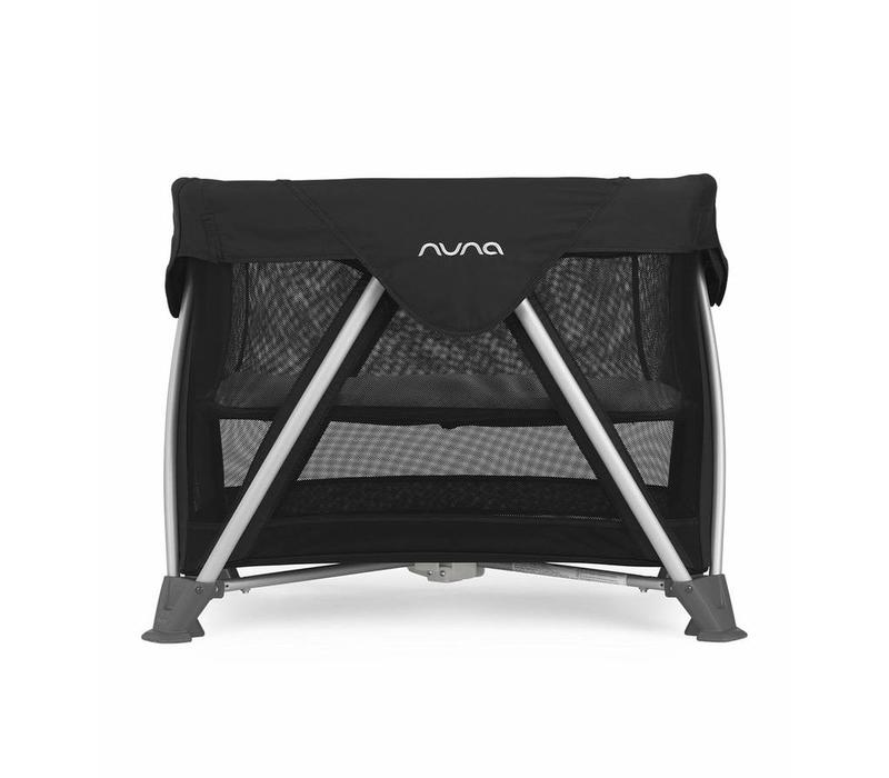 Nuna Sena Mini Aire Travel Crib In Night