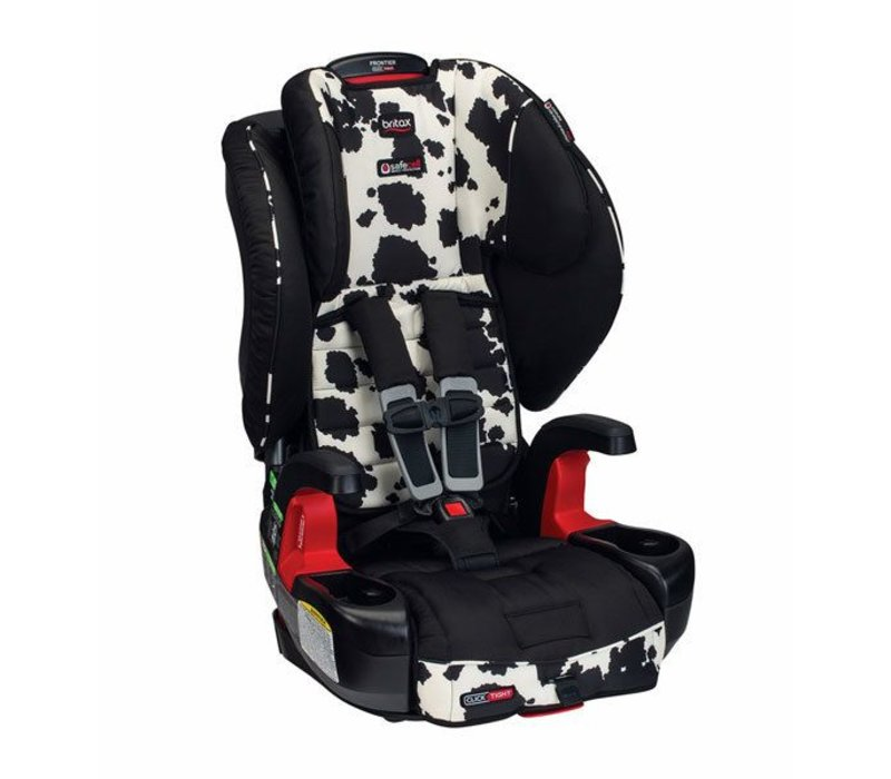 Britax Frontier Clicktight Harness-2-Booster Seat In Cowmooflage