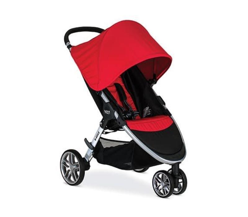 Britax B-Agile Stroller In Red