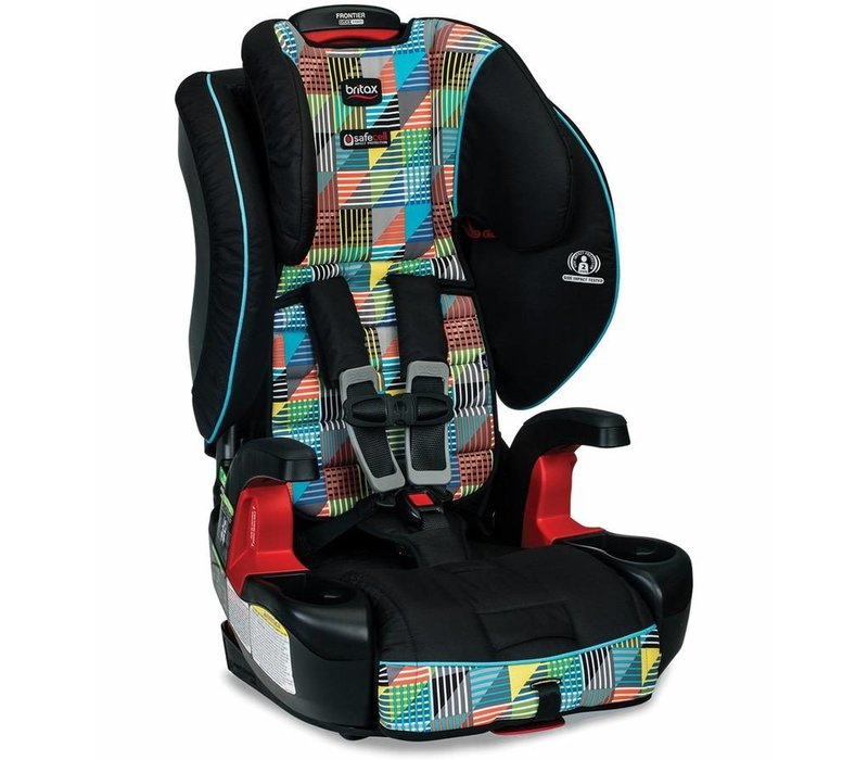 Britax Frontier Clicktight Harness-2-Booster Seat In Vector