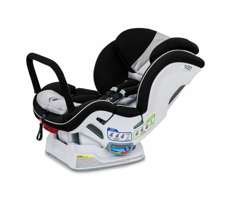 Britax Boulevard Clicktight Anti Rebound Bar (ARB) Convertible Car Seat In Trek