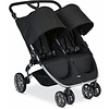 Britax Britax B-Agile Double Stroller In Black
