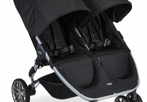 Britax Britax B-Agile Double Stroller In Black
