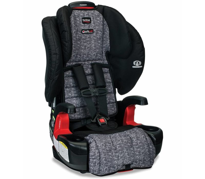 Britax Pioneer G1.1 Harness-2-Booster Seat In Static