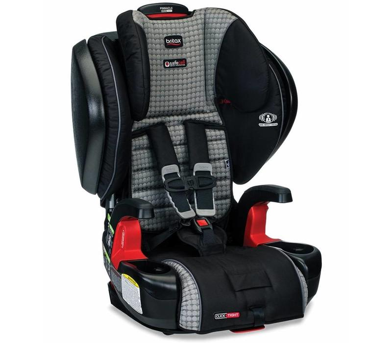 Britax Pinnacle Clicktight Harness-2-Booster Seat In Venti
