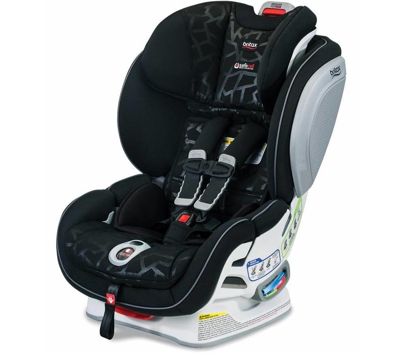 Britax Advocate ClickTight Convertible Car Seat In Mosaic