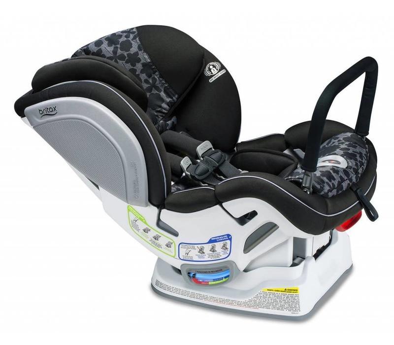 Britax Advocate ClickTight Anti Rebound Bar (ARB) Convertible Car Seat In Kate