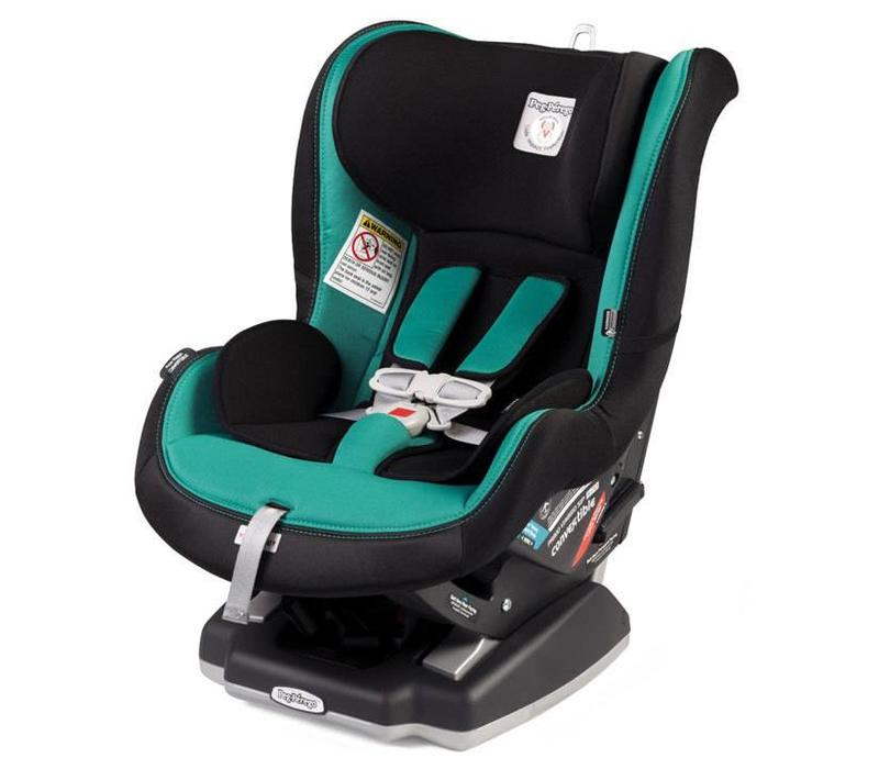 CLOSEOUT!! Peg Perego Primo Viaggio Convertible Carseat In Aquamarine