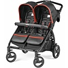 Peg-Perego Peg Perego Book For Two In Synergy-Black w/Red & Silvery