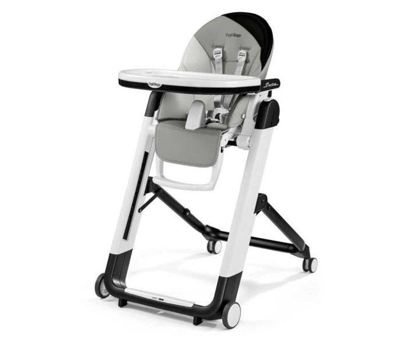 Peg Perego Prima Siesta High Chair In Palette Grey
