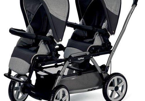 Peg-Perego Peg-Perego Duette Piroet Atmospere Stroller - Double Stroller Tandem