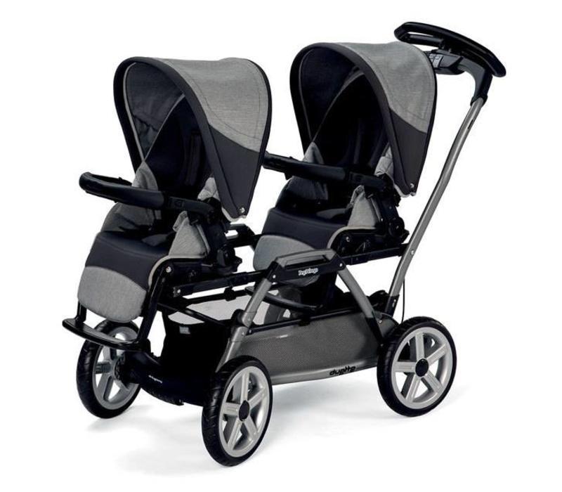 Peg-Perego Duette Piroet Atmospere Stroller - Double Stroller Tandem