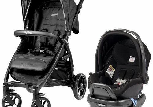 Peg-Perego Peg Perego Booklet Travel System In Onyx
