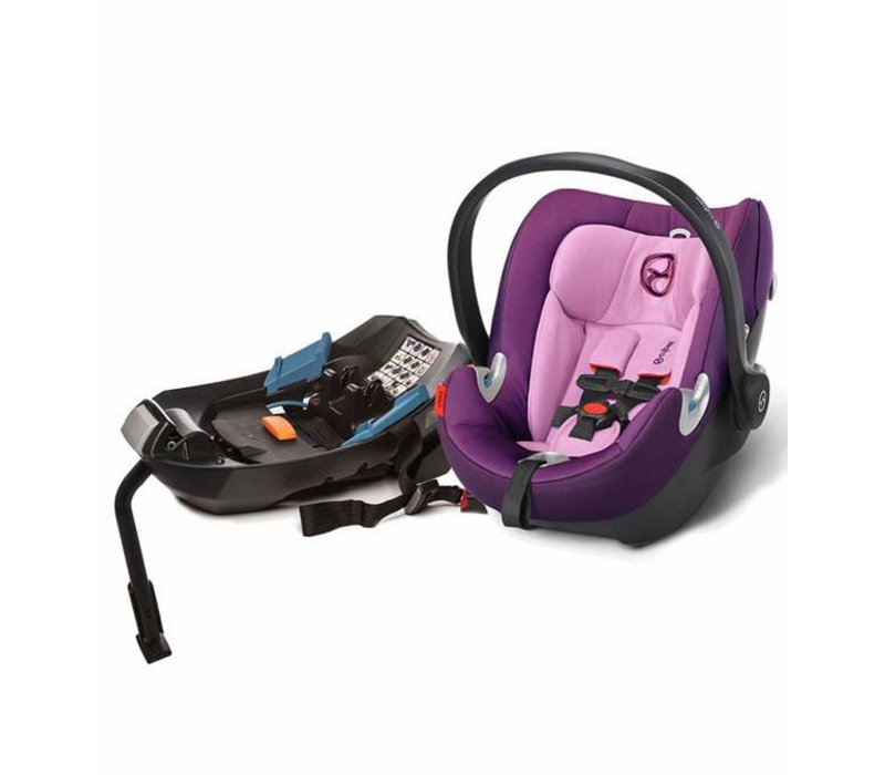 2017 Cybex Aton Q In Grape Juice