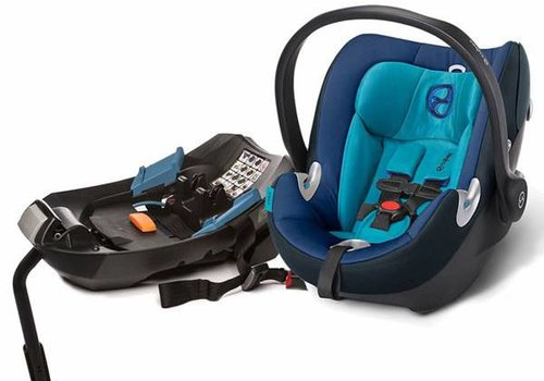 Cybex CLOSEOUT!! 2017 Cybex Aton Q In True Blue