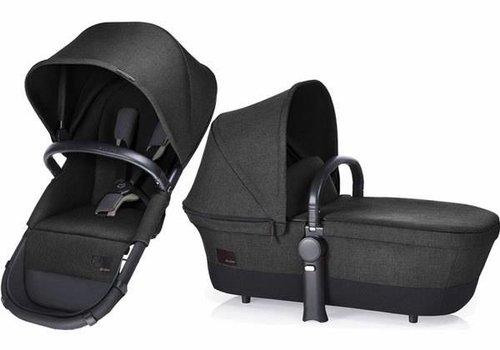 Cybex 2017 Cybex Priam 2-in-1 Light Seat - Black Beauty